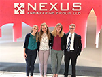 Nexus Engineering Group helped CWRU engineering students with their Capstone projects.