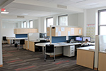 Nexus invests in new office and commits to providing a state-of-the-art work facility for its employees and customers.