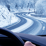 Safety tips for winter driving.