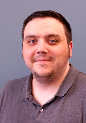 Aaron Molnar, Mechanical ENgineer, Nexus Engineering Group