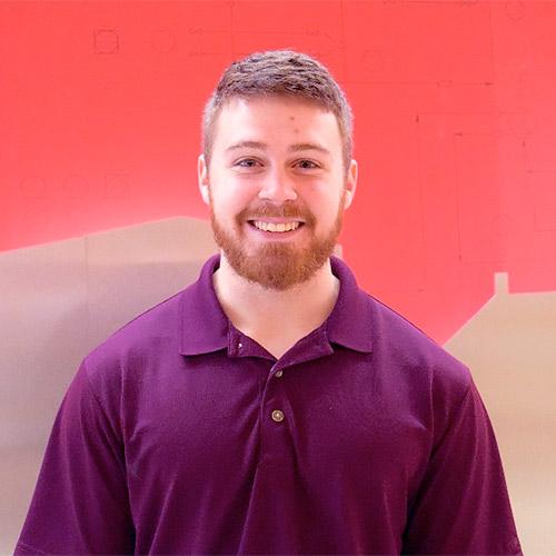 Rick Surdy, Nexus Engineering Group co-op student