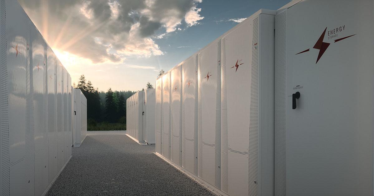 A renewable energy storage solution