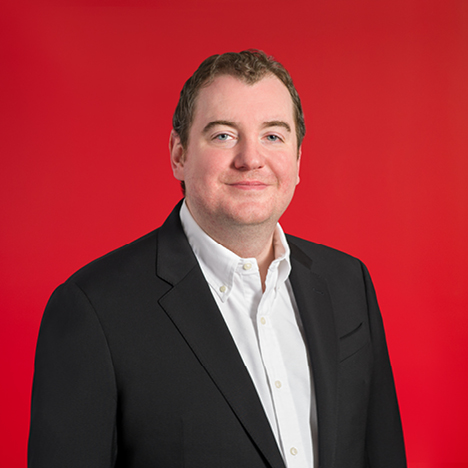 Project Services Director Brendan Shanley
