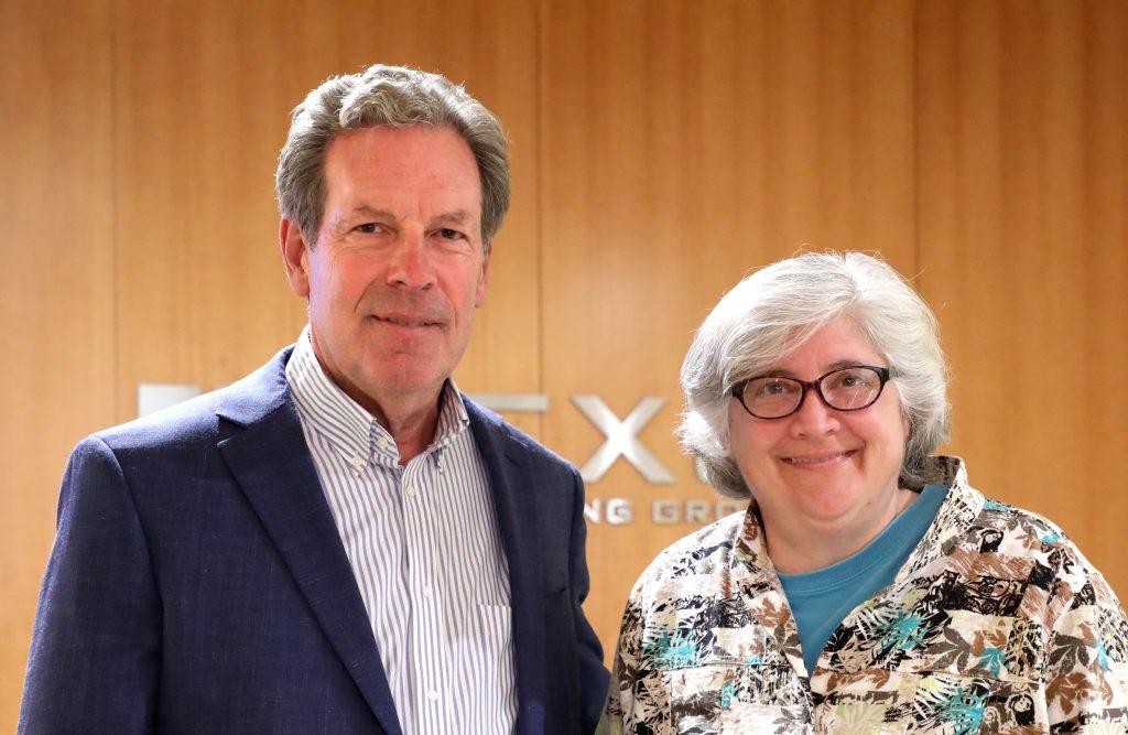 Nexus Co-founders Jeff Herzog and Marianne Corrao
