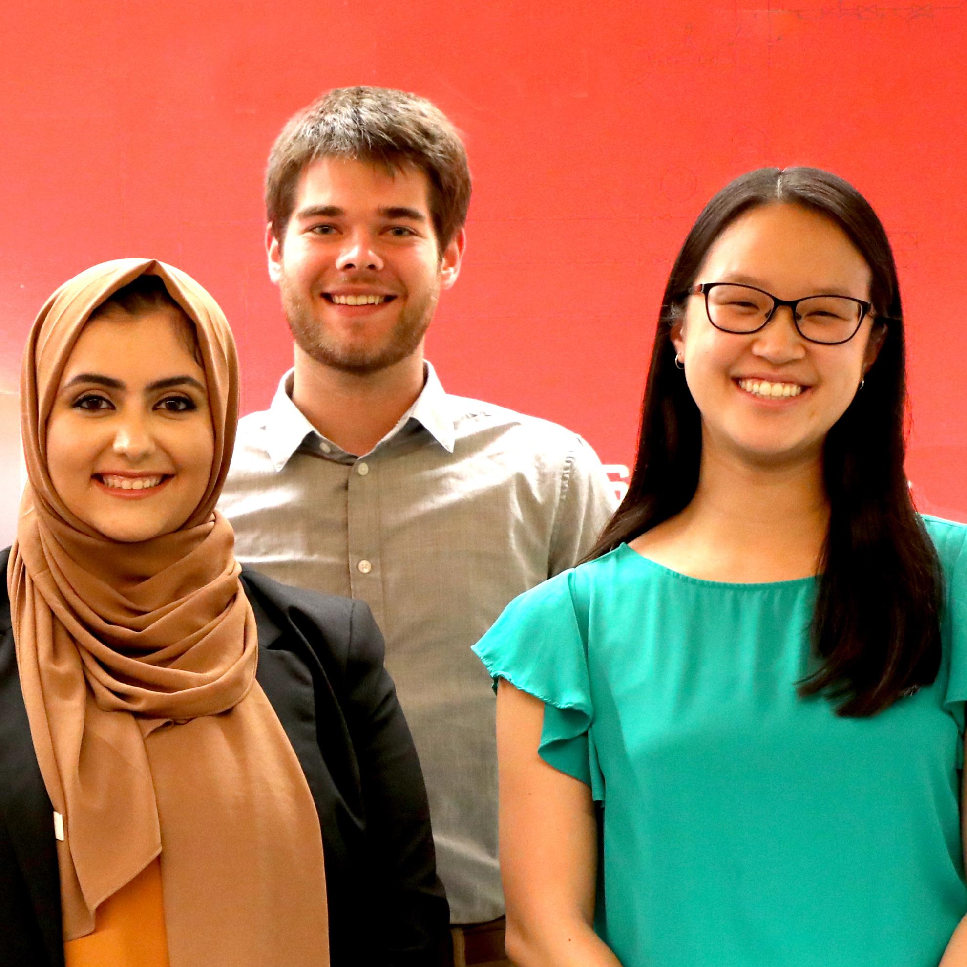 Nexus engineering co-op participants